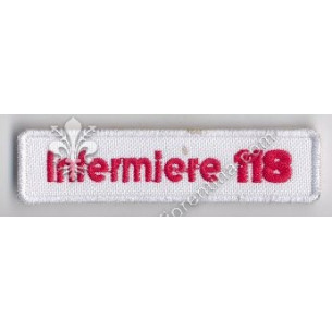 Distintivo da Infermiere...