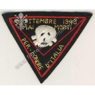 Distintivo 8 Settembre 1943...