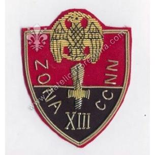 Distintivo della XII Zona...