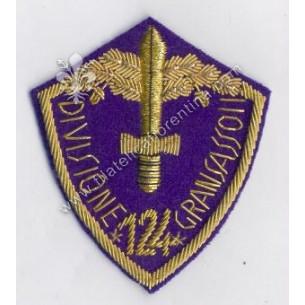 Distintivo della 124^...