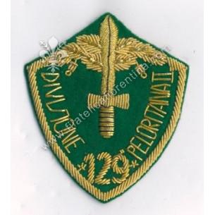 Distintivo della 129^...
