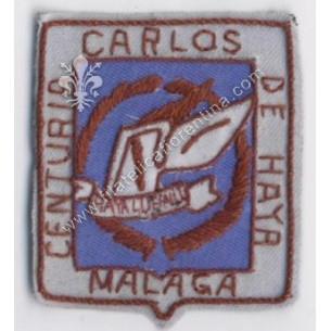 Distintivo di Malaga -...