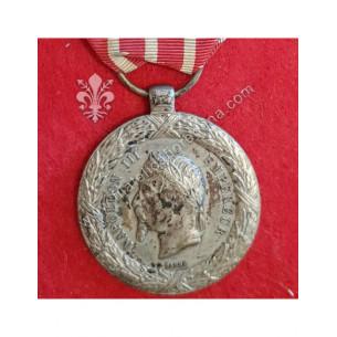 Medaglia francese...