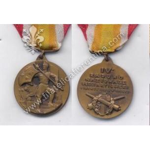 Medaglia del IV ° Raduno...