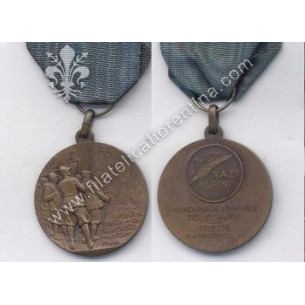 Medaglia della XI Adunata...