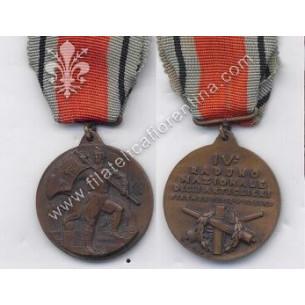 Medaglia del IV° Raduno...