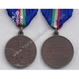 Medaglia del XIII° Raduno...