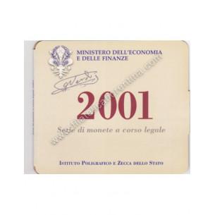 2001 - Confezione Zecca...