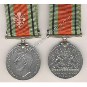 """The Defence Medal"" -..."