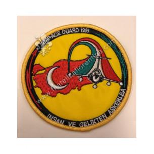 Distintivo per la Missione...