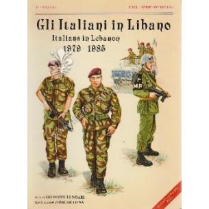 Italiani in Libano 1979 - 1985