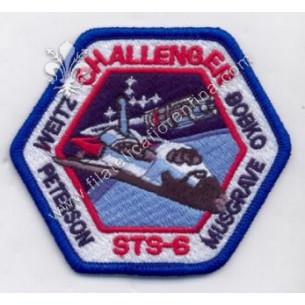 Distintivo CHALLENGER - STS...