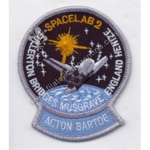Distintivo  SPACELAB 2 -...