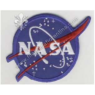 Distintivo Badge NASA