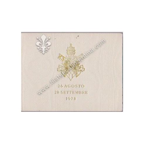 Moneta commemorativa del Pontificato...