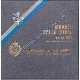 Serie Divisionale 1977  -...