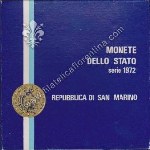 Serie Divisionale 1972...