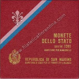 Serie Divisionale 1981...