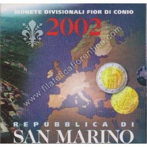Serie divisionale 2002