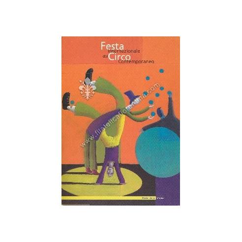 """Folder n. 37 """" Festa internazionale..."""