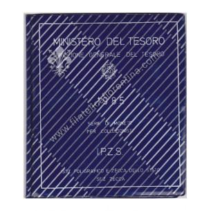 1985 - Confezione Zecca...