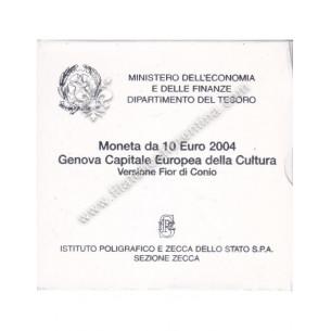 Genova Capitale Europea...