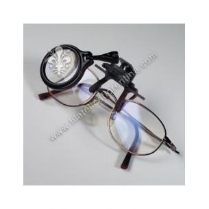 Lente per occhiali 5x