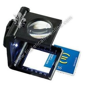 Contafili con LED 5x