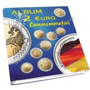 Album 2 Euro commemorativi...