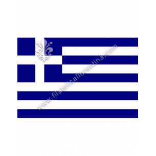GRECIA - Euro flag bandiere...
