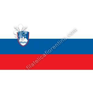 SLOVENIA - Euro flag...