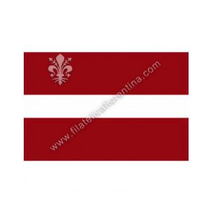 LETTONIA - Euro flag...