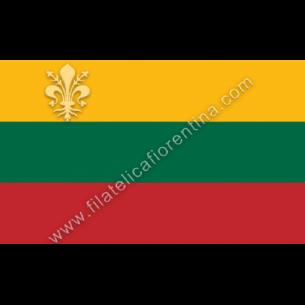 LITUANIA - Euro flag...