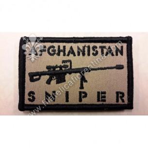 Afghanistan Sniper