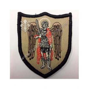 Distintivo con San Michele...