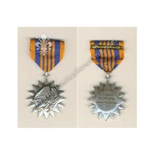 Air Medals argento