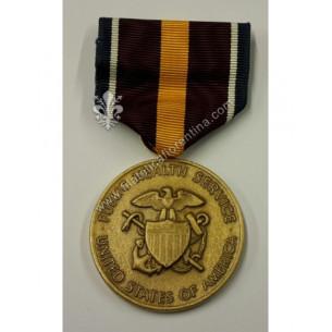 Distingued Service Medal in...