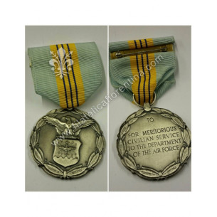 Award Medal for Meritorious...