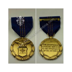 Award Exceptional Civilian...