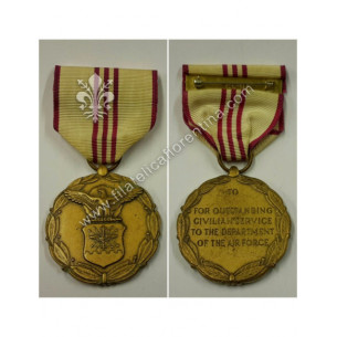 Award Outstanding Civilian...