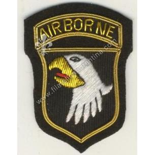 Airborne cucito con filo...