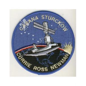 Cabana Sturckow Currie Ross...