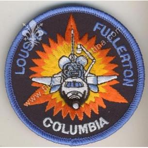 COLUMBIA Lousma Fullerton
