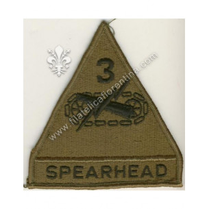 "3rd Armored ""Spearhead"""