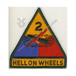 "2nd Armored ""Hellon Wheels"""