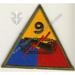 "9th Armored ""Phantom Division"""
