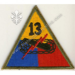 "13rd Armored ""The Black Cats"""