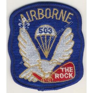 503 Airborne the Rock