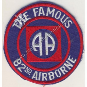 82nd Airborne - the Famous
