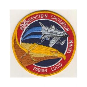 STS-51-G Brandenstein...